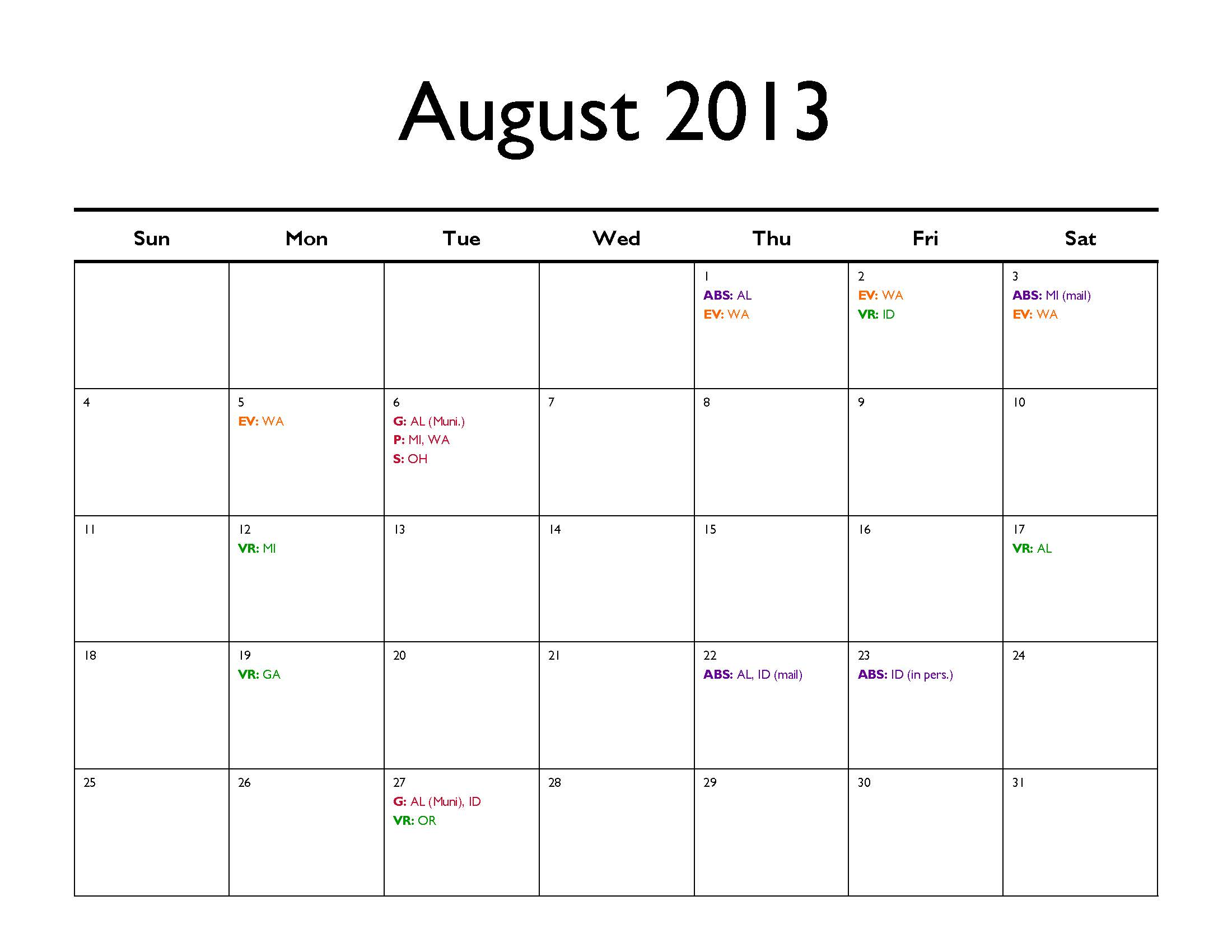 """for """"June July August Calendar For 2013/page/2"""" – Calendar 2015 ..."""