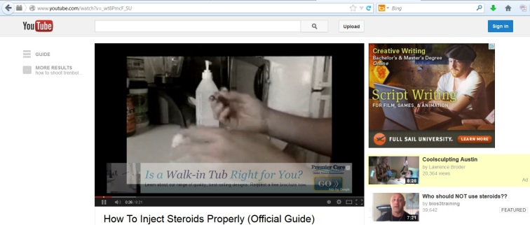 how to inject steroids 2
