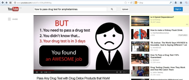 how to pass a drug test 1