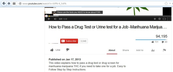 how to pass a drug test 5