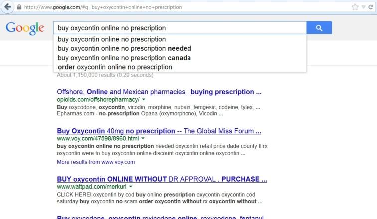 google oxy