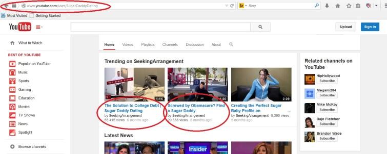 YouTube Seeking A 3