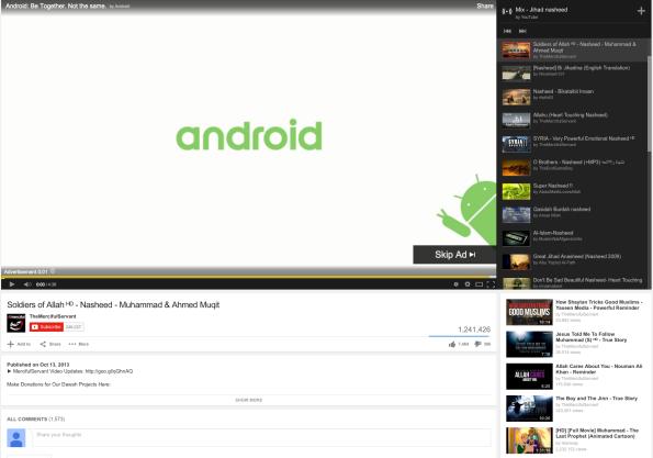 jihad android