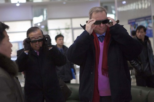 Eric Schmidt, Kun Tony Namkung