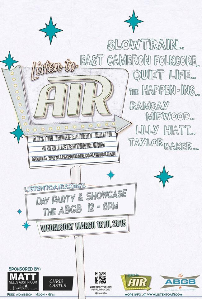 AIR DAY PARTY BANDS