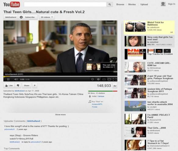 Youtube Finally Reaps What It Sows As Uk Govt The Guardian The Bbc