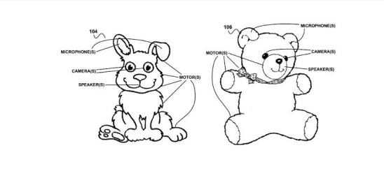 Google Toy Patent