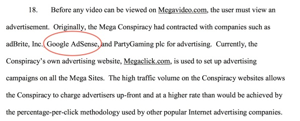 adsense mega indictment